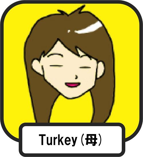 Turkeyアイコン1